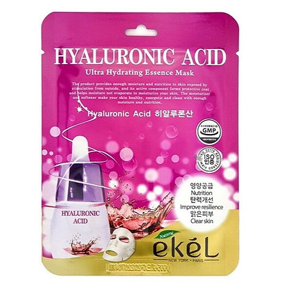 """EKEL """"Mask Pack Hyaluronic Acid"""" Маска с гиалуроновой кислотой , 25гр."""
