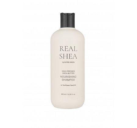 Rated Green, Real Shea Butter Nourishing Shampoo