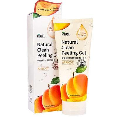 "EKEL ""Peeling Gel Apricot"" Пилинг-скатка с экстрактом абрикоса, 180мл."