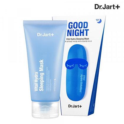 Dr.Jart+ Good Night Vital Hydra Sleeping Mask Ночная увлажняющая маска 120мл., корейская косметика оптом, Rich cosmetic