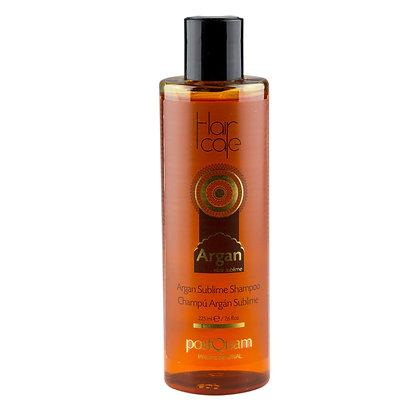 Argan erhabenes Shampoo