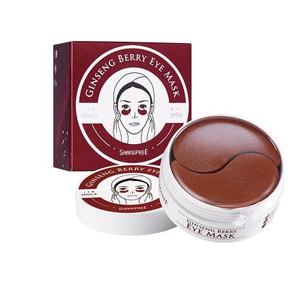Shangpree, Ginseng Berry Eye Mask, azalee cosmetic shop, feuchtigkeits creme, naturkosmetik, anti aging creme, anti cellulite