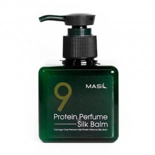 Masil 9 Protein Perfume Silk Balm Hair Oil 180ml Несмываемый бальзам 180мл.
