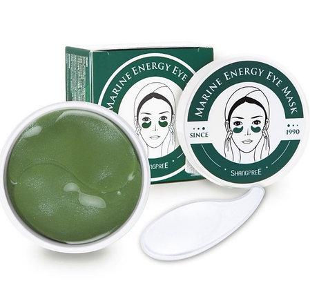 Shangpree, Marine Energy Eye mask, azalee cosmetic shop, feuchtigkeits creme, naturkosmetik, anti aging creme, anti cellulite