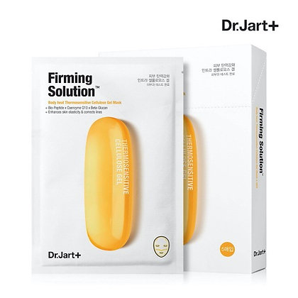 Dr.Jart+ Dermask Intra Jet Firming Solution Mask Sheet Лифтинг-маска 5шт., корейская косметика оптом, Rich cosmetic