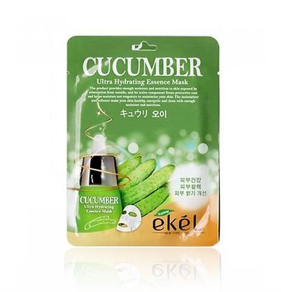 """EKEL """"Mask Pack Cucumber"""" Маска с экстрактом огурца, 25гр."""