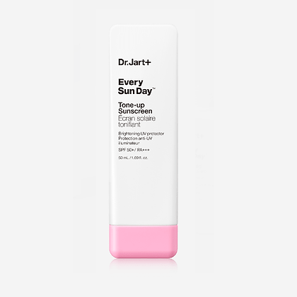 Dr.Jart+EverySunDay Tone-up Sunscreen SPF50+PA+++ Тонирующий солнцезащитный крем, корейская косметика оптом, Rich cosmetic
