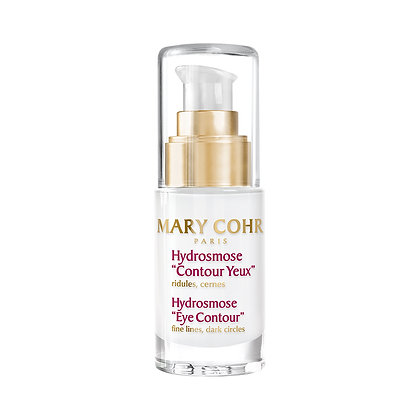 Mary Cohr, Hydrosmose Contour Yeux, Feuchtigkeitsspendende Augencreme. azalee cosmetic shop, feuchtigkeits creme, naturkosmet