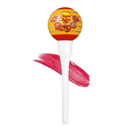 "Chupa Chups ""Lip Locker Peach"" Жидкая помада-тинт Персик"