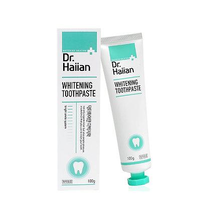May Island DR.HAIIAN WHITENING TOOTHPASTE Зубная паста отбеливающая,100мл.