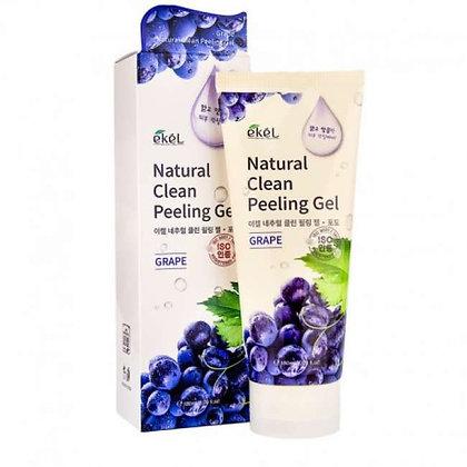 """EKEL """"Peeling Gel Grape"""" Пилинг-скатка с экстрактом винограда, 180мл."""