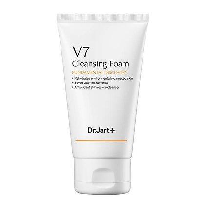 Dr.Jart+ V7 Cleansing Foam Очищающая пенка для умывания 100мл.