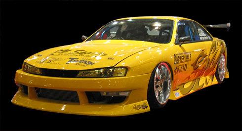 DEFEND S14 Silvia
