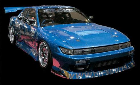 DEFEND S13 Silvia