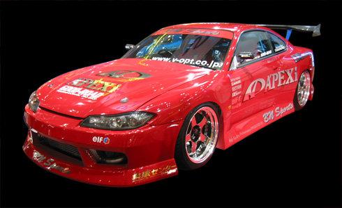 DEFEND S15 Silvia