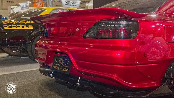 BLS Luxury Sports Silvia S15