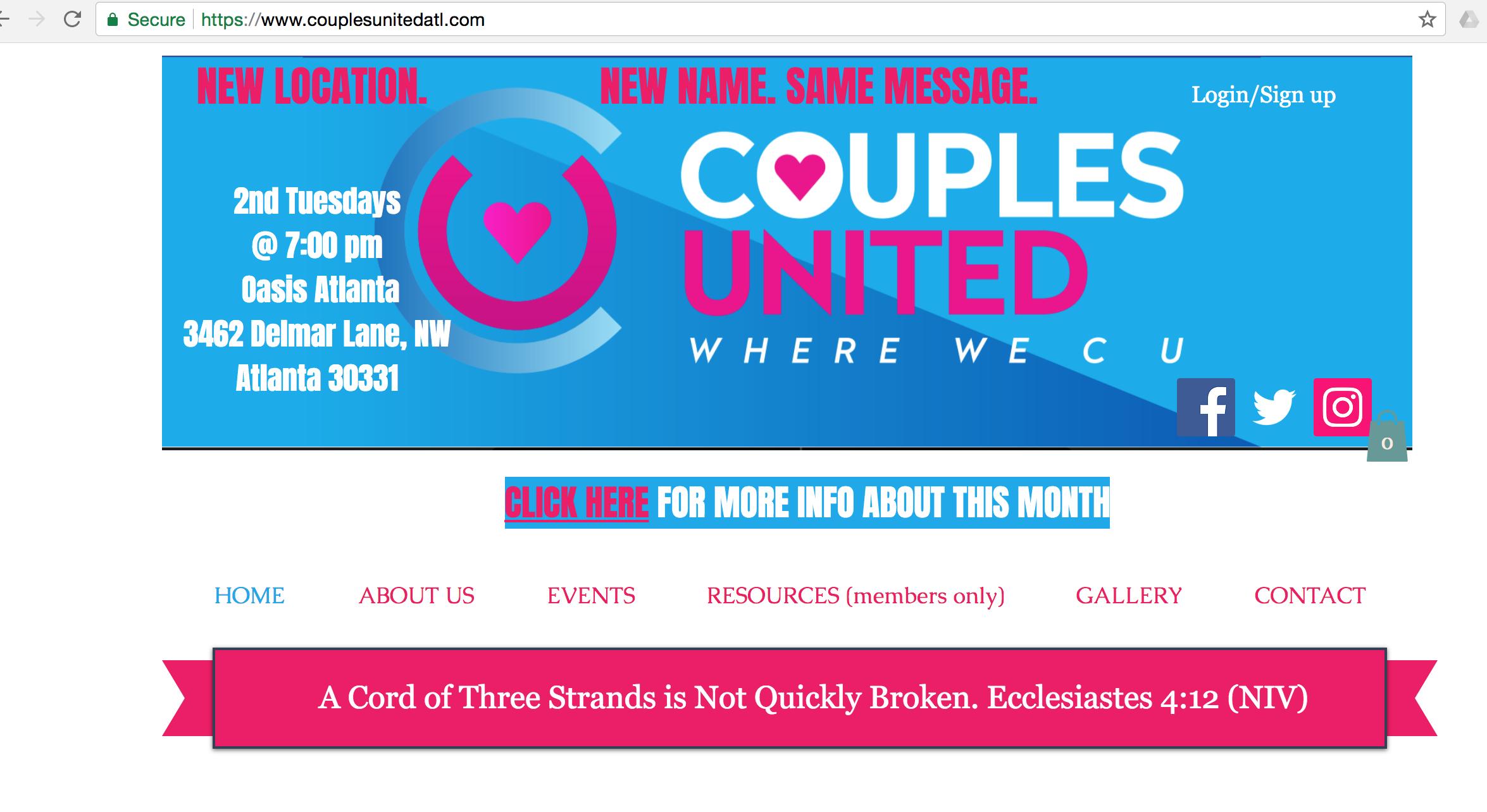 www.couplesunitedatl.com