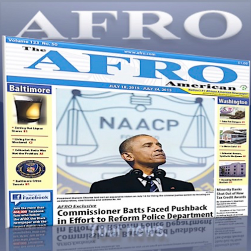 AFRO-American Newspaper: e- Edition