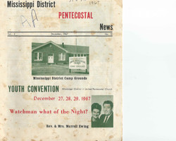 arlington Camp Grounds Youth Conf 1967