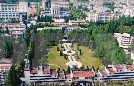 信陽師範学院大学(中国・河南省)の学校案内ビデオアップしました