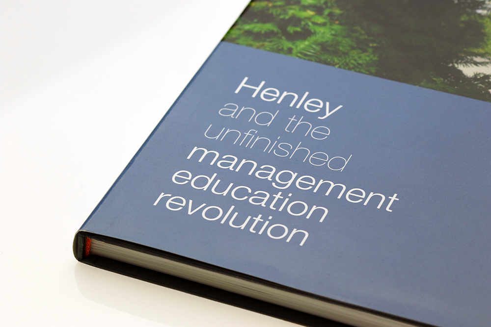 History of Henley book