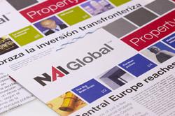 NAI Global newspaper