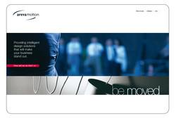 Areva Motion site design