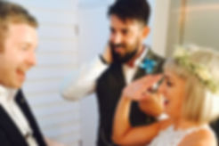 wedding magician harrogate