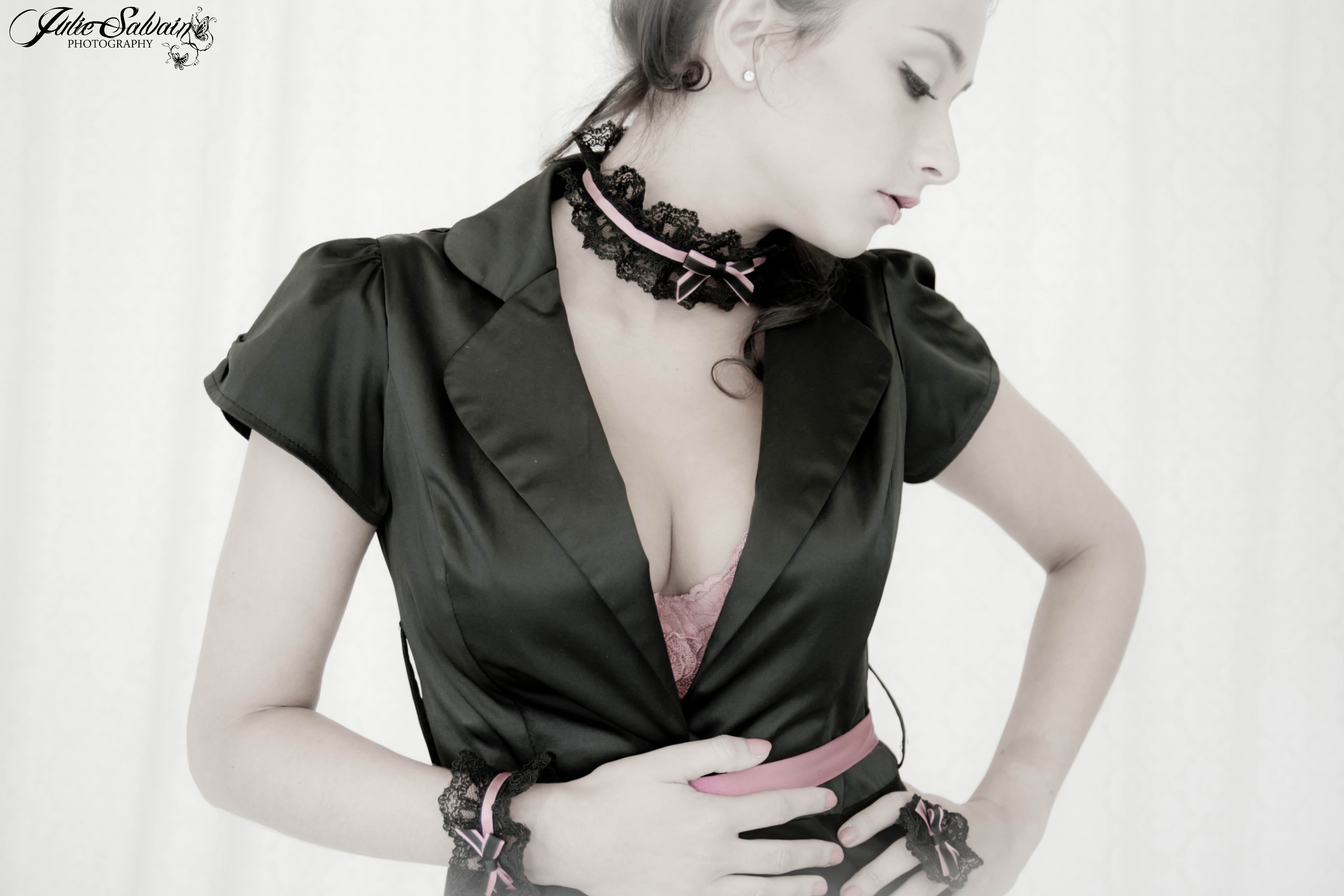 "Bijoux dentelle 'Envoûtante"""