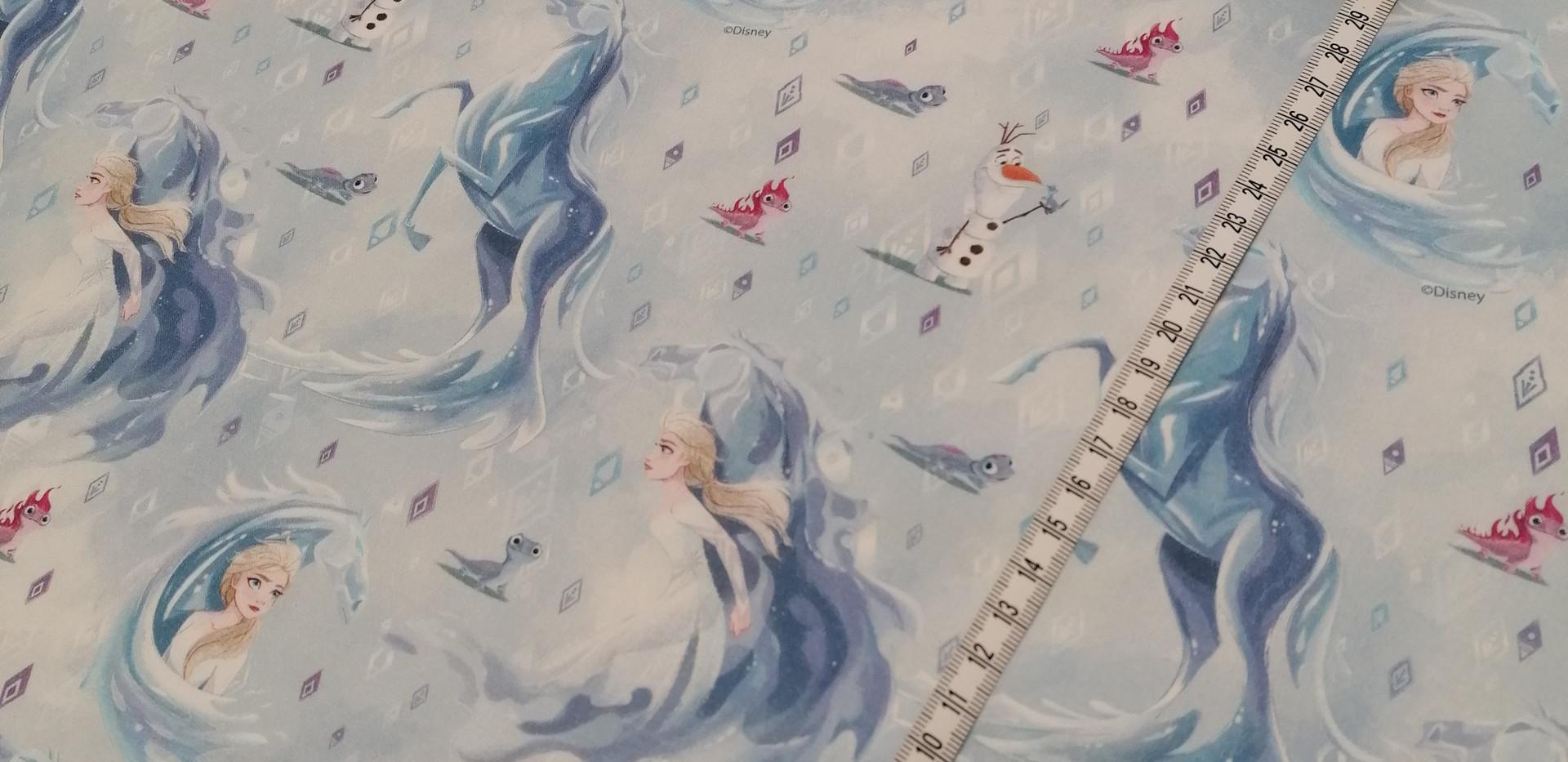 32- La reine des neiges