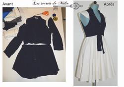 Tunique devient robe