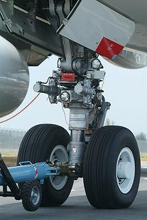 Nose Wheel Of Wide-body Airplane.jpg