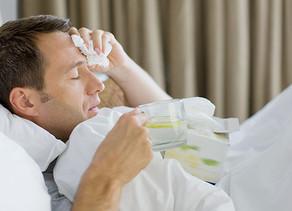 ¿Cuán grave puede enfermarse una persona con influenza?