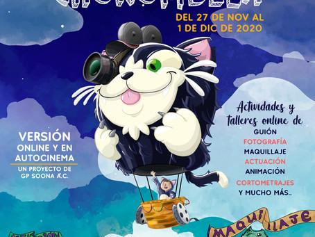La Jornada - El festival Churumbela llevará cine a los menores en situación vulnerable