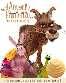 Cartel El armadillo froterizo.jpg