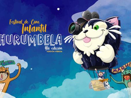 Presentan la cuarta edición del Festival de Cine Infantil Churumbela