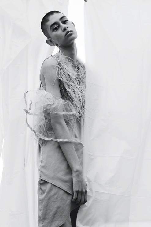 Photographer @LeiPhillips  Model @Alidasikder Mua @Maquillagebykarenn