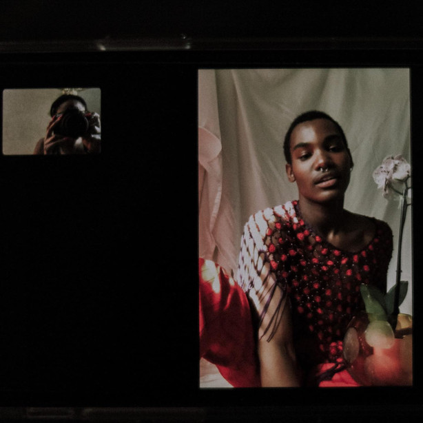 Model: Kodi Williams