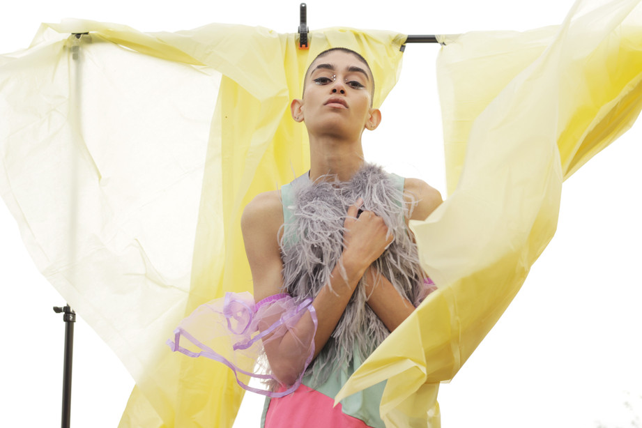 Model: Alida Sikder