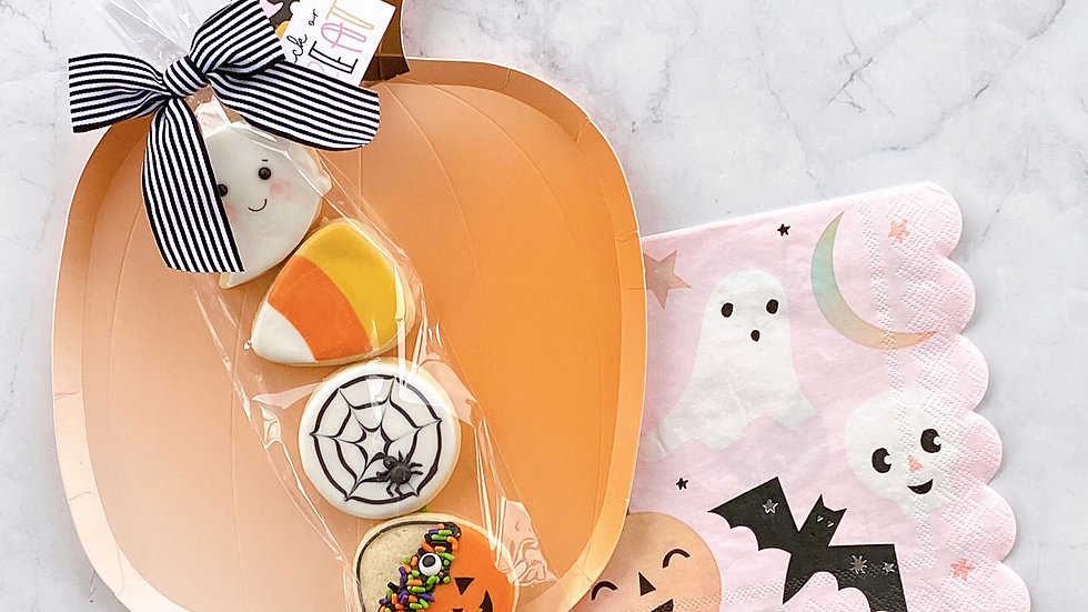 Halloween Mini Sleeve