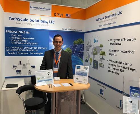 2019 Hannover Messe Booth