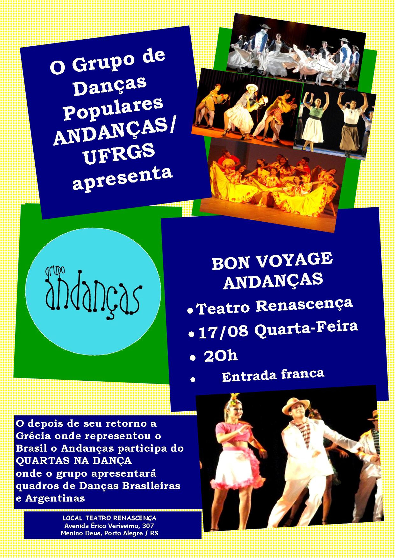 ANDANÇAS DIA 17 - 08 - 11