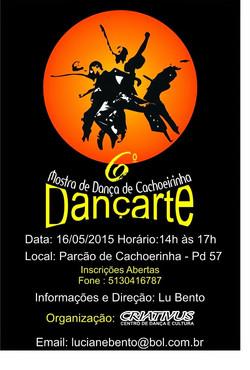 dançarte 2015