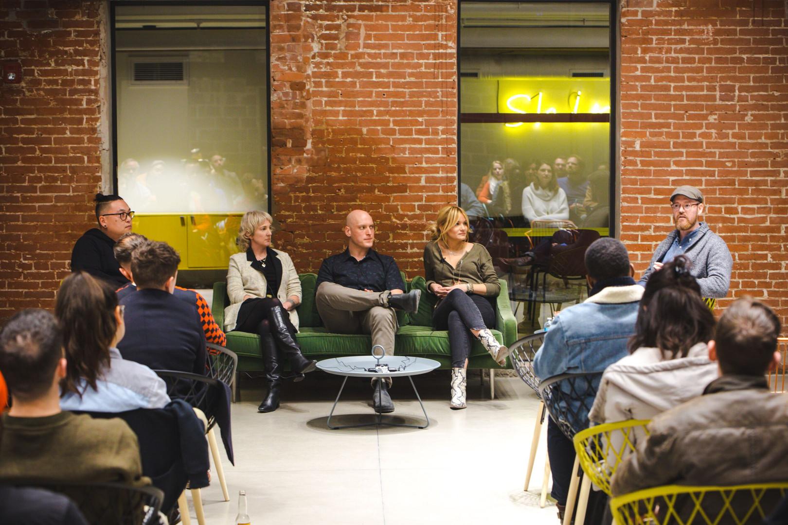 Design Talk by Lynx Design Co
