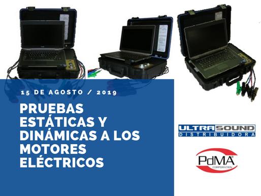 Analizadores De Motores Eléctricos, 15 de agosto 2019.