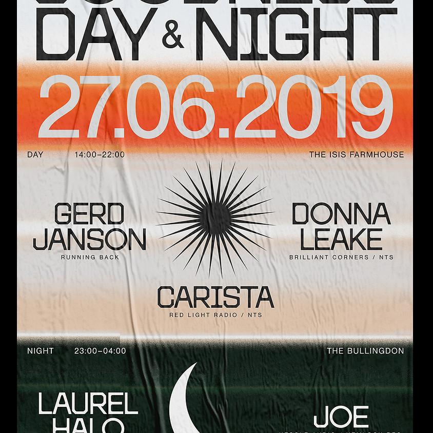 Goodness Day & Night: Gerd Janson, Laurel Halo, Carista & more