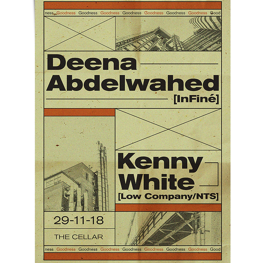 Goodness: Deena Abdelwahed, Kenny White & more