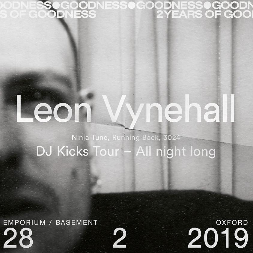 Goodness 2nd Birthday: Leon Vynehall (all night long)