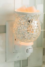 Reflection Glass Pluggable Melt Warmer