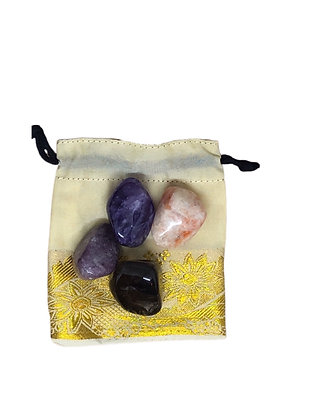Depression Healing Crystal Set
